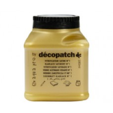 Décopatch aquapro vernis satiné No1