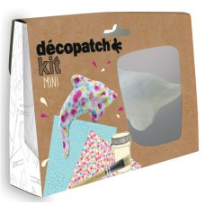 Decopatch kit 016 Dolfijn