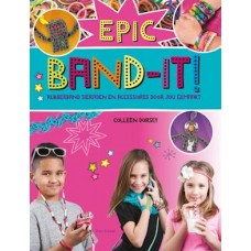 BAND-IT EPIC boek loombands