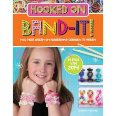 BAND-IT Hooked On boek loombands