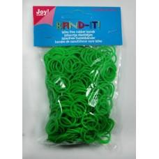BAND-IT loom elastieken green (600)