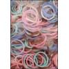 BAND-IT Mix Transparant loom elastieken (600)