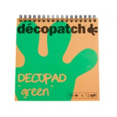 Décopatch Bloc 05 Green