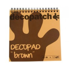 Décopatch Bloc 06 Brown