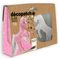 Decopatch kit 009 Eenhoorn