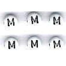 Letterkraal M