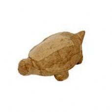 Kleine Schildpad papier maché