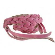 Wraparmband pink